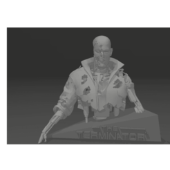 Download STL files TERMINATOR, thecriws