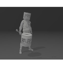 Sin título.jpg Download STL file marshmellow fortnite • 3D printing model, thecriws
