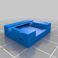Download free 3D printing files Bloc détecteur fin de filament, neoslugman