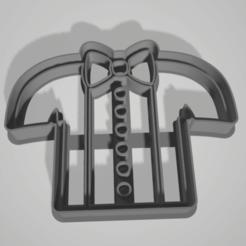 Descargar modelos 3D para imprimir Cookie Cutter Blippi Bomber, juanaysimongillig