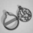 Download 3D printer model Home and Ball for christmas, juanaysimongillig
