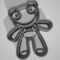 Descargar archivo 3D Sapo Pepe, juanaysimongillig
