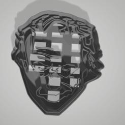 Télécharger fichier 3D Joker Cookie Cutter (EL GUAZON), juanaysimongillig
