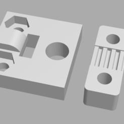 Eleksmaker_-_Tensioner_-_10mm_bolts_-_v1_-_showcase_001.jpg Download free STL file Eleksmaker - Tensioner - 10mm and/or 12mm bolts • 3D printing template, 3displit