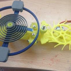 Descargar modelo 3D gratis Movimiento de escape de reloj, cgilabert
