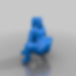 GORILLA.stl Download free STL file Gorlla • Design to 3D print, swivaller