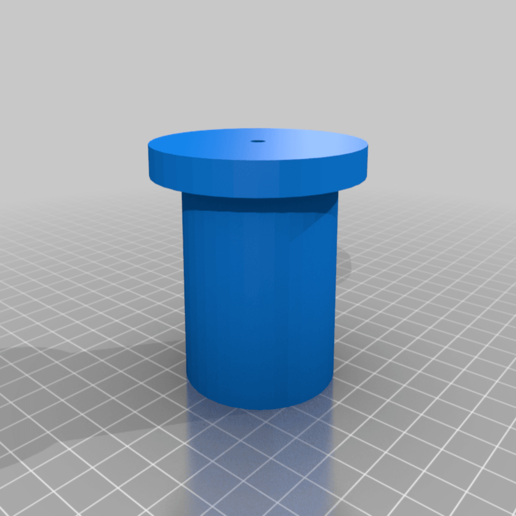 adapter_for_head_2.png Download free STL file STEADY 3 - Camera stabilizer • 3D printable design, swivaller