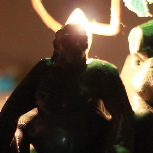 IMG_4055.JPG Download OBJ file Gorilla lamp • 3D printing template, swivaller