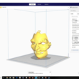 Download free OBJ file A mask I designed • 3D printing object, swivaller
