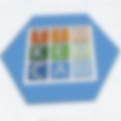 Tinker Badge.stl Télécharger fichier STL gratuit Badge Tinkercad • Plan pour impression 3D, waynelosey