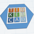 2019-08-21_15-57-46.png Télécharger fichier STL gratuit Badge Tinkercad • Plan pour impression 3D, waynelosey