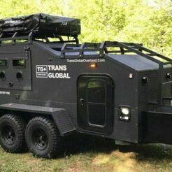 8b76bb7e6c23b26069097d2a536f6a01.jpg Download STL file camper trailer concerp (trans global overland trailer) (loading 95%) • 3D printable model, Collins