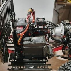 2020-10-09 12.30.44 1.jpg Télécharger fichier STL Affaire Traxxas extra rx • Design à imprimer en 3D, Collins