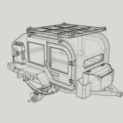 1.png Download STL file mini Camper Trailer (CT-02) • 3D printable model, Collins
