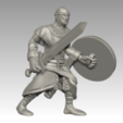oooothatboyyyyy.png Download free STL file Miniature - Human Soldier 3 (2017) • 3D printable design, whackolantern