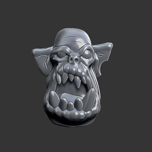 73b8739fdaf9da31a838e085068456d8_display_large.jpg Download free STL file Miniature - Ork Heads (Heroic Scale) (2016) • 3D printing object, whackolantern