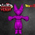 beerus.png Download free STL file Keshiverse - Beerus (Dragonball Super) • 3D printable object, whackolantern