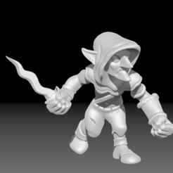 MURDY1.png Download free STL file Miniature - Murdy the Goblin • 3D printable design, whackolantern