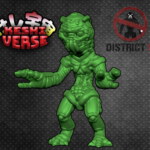 Download free 3D printer model Keshiverse - Prawn (District 9), whackolantern