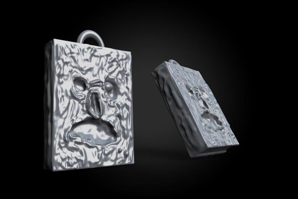 18d06c44c6173a9f58f15f984d4b93c3_display_large.jpg Télécharger fichier STL gratuit Bijoux - Collier Necronomicon (2016) • Objet pour impression 3D, whackolantern