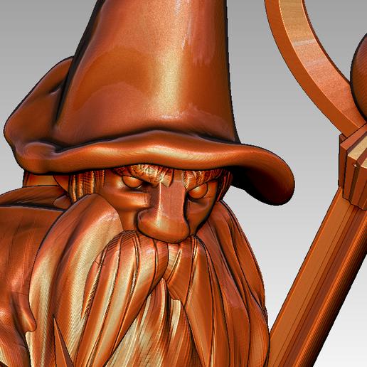 dwarf_wizard_2.png Télécharger fichier STL gratuit Mignonnette - Dwarf Wizard (2017) • Design pour imprimante 3D, whackolantern