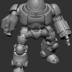 Imprimir en 3D gratis Chrono Trigger Tribute: Robo, GarinC3D