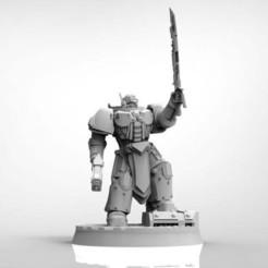 Descargar archivo 3D gratis Hermano de batalla - Campeón, GarinC3D