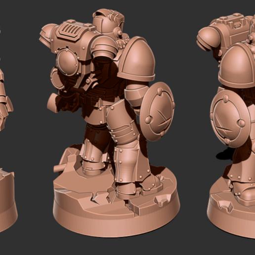 2.png Download free STL file The Slayer • 3D print design, GarinC3D