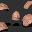 1.png Download free STL file Legion of the Wolf - Marine Upgrade Pack • 3D printer object, GarinC3D
