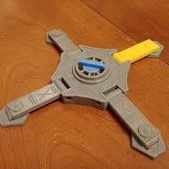 Download free 3D printer files Earthquake Artillery Platform, GarinC3D