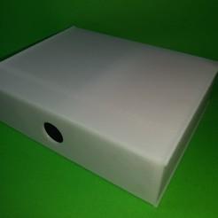 Descargar archivos STL gratis Caja para Cartas (Casino Card Box), Lucas_VR