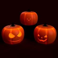 11.jpg Download STL file Halloween Jack O Lantern • 3D printable model, mochawhale