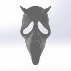 Télécharger objet 3D Masque pour cosplay, Gari001
