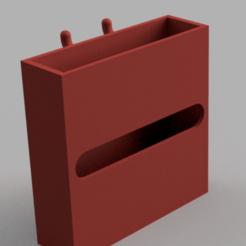 Descargar diseños 3D gratis Dispensador de notas adhesivas estilo pop-up para una tabla de clavijas, CubWiFi