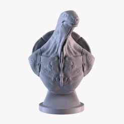 T01.png Download free STL file Turtle • 3D print model, AleexStudios_2019