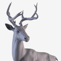 Télécharger fichier 3D Chevreuils, AleexStudios_2019