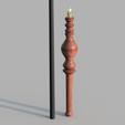 Download 3D printer designs MINERVA MCGONAGALL WAND, Dsema