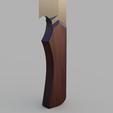 Download 3D model Uruk Hai Sword, Dsema