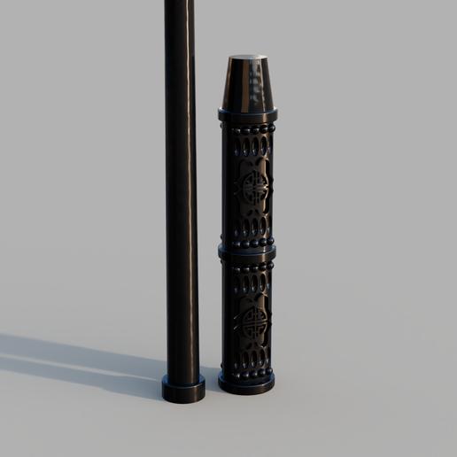 Download 3D print files SEVERUS SNAPE WAND, Dsema