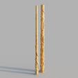 Download 3D printer designs HERMIONE GRANGER WAND, Dsema