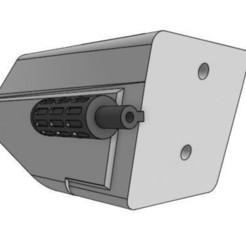 Télécharger fichier 3D 1/25 GT2 Support de capot Silencieux, goodsons_hobbies