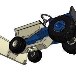 Télécharger objet 3D gratuit Supports de bouteur modèle 1/25 GT, goodsons_hobbies