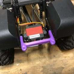 Download free 3D printer templates Custom Bumper Mounts for Redcat Everest Gen7, goodsons_hobbies