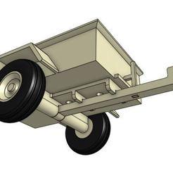 Télécharger plan imprimante 3D Chariot de travail modèle 1/25 GT, goodsons_hobbies
