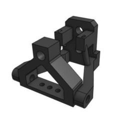 Imprimir en 3D 1/25 GT Modelo 3 puntos de enganche, goodsons_hobbies