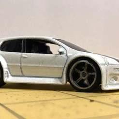 Descargar Modelos 3D para imprimir gratis Ruedas para 1:64 Hotwheels y Diecast - Grande, goodsons_hobbies