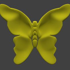 Imprimir en 3D KoalaDuSud - Mariposa simple, KoalaDuSud