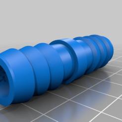 413f977593f67cba20fa3875868eb1c7.png Download free STL file Hose Coupling 1/2 inch - 2 Hose Coupling Adaptor 1/2 inch • 3D printing model, alfr3design