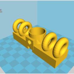 Plant_Tutor.png Télécharger fichier STL gratuit Tuteur de plantes avec hauteur réglable • Plan à imprimer en 3D, alfr3design