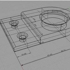 2.jpg Download free STL file Z-Axis 608 bearing stabilizer for ENDER 2 • 3D printing model, alfr3design